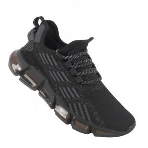Pantofi sport pentru dame cod A03-1 Black