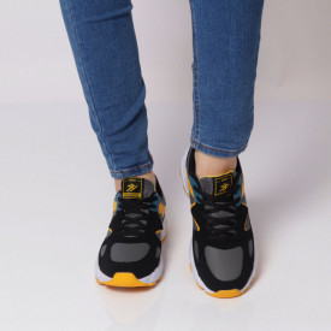 Pantofi Sport pentru dame Cod BRW 166-8 - Pantofi sport pentru dame dinpanza ,talpa din spuma Foarte confortabili si usori - Deppo.ro