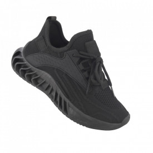Pantofi sport pentru dame cod E103 Black