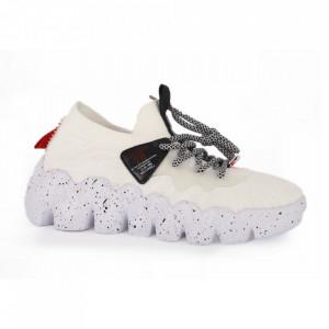 Pantofi Sport pentru dame cod H25-1 White