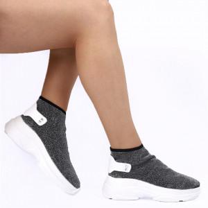 Pantofi Sport pentru dame Cod J-8703 Grey