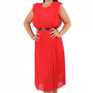 Rochie 891 Red