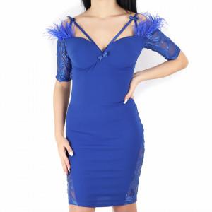 Rochie April Blue