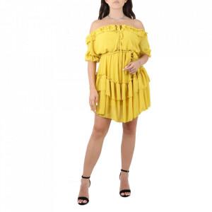 Rochie Layla Yellow