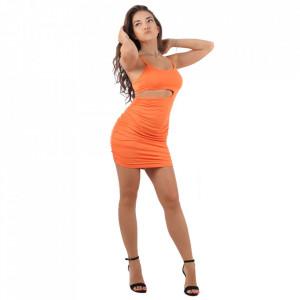 Rochie Lorein Orange