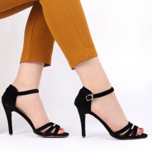 Sandale pentru dame cod 18F8151 Black
