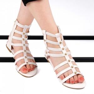 Sandale pentru dame cod 6L823 White