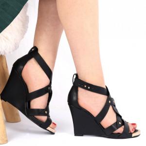 Sandale pentru dame cod 95173 Black
