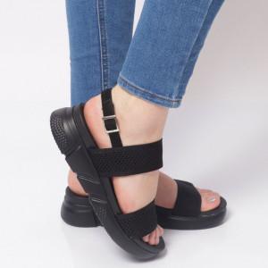 Sandale pentru dame cod AG-013 Black