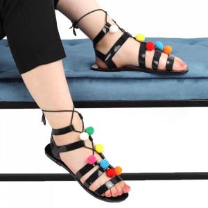 Sandale pentru dame cod FX-2H011-1 Black