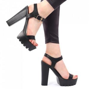 Sandale pentru dame cod H220 Black