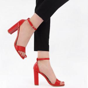 Sandale pentru dame cod OD0312 Red
