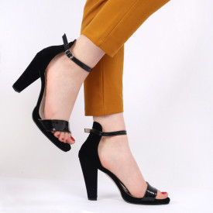 Sandale pentru dame cod SDD4 Black