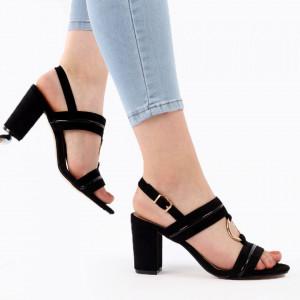 Sandale pentru dame cod Z03 Black