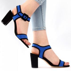 Sandale pentru dame cod Z05 Blue