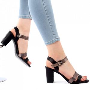 Sandale pentru dame cod Z06 Black