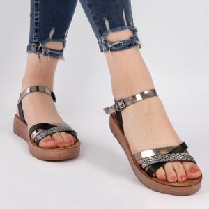 Sandale pentru dame cod Z1288 Black