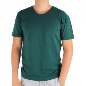 Tricou pentru bărbați Cod 4103 Green