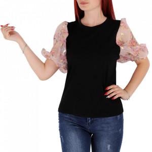 Tricou pentru dame cod TY172 Black