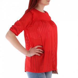 Bluză pentru dame cod 92454 Red