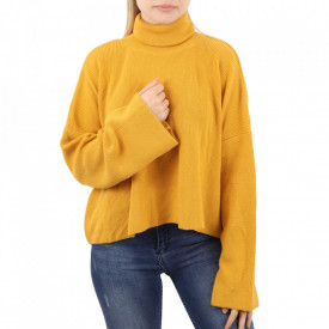 Bluză pentru dame cod F45 Yellow
