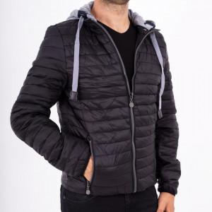 Geacă de fâș Paulo - Cumpără îmbrăcăminte și încălțăminte de calitate cu un stil aparte mereu în ton cu moda, prețuri accesibile și reduceri reale, transport în toată țara cu plata la ramburs - Deppo.ro