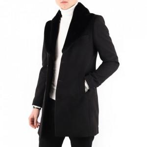 Palton Brady Black