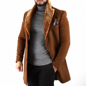 Palton Ramos Camel