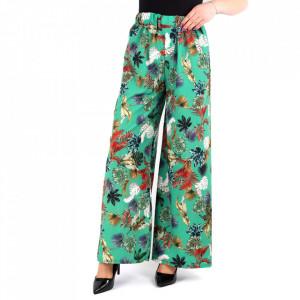 Pantaloni pentru dame cod P2917 Green