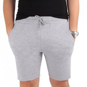 Pantaloni scurți pentru bărbați cod MP1317 Grey