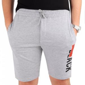 Pantaloni scurți pentru bărbați cod MP1318 DGrey