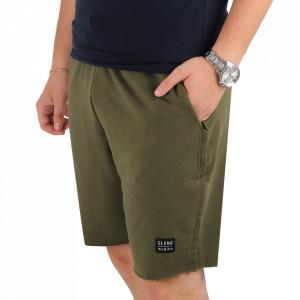 Pantaloni scurți pentru bărbați cod SMPP Khaki