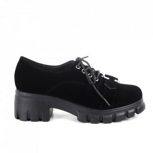 Pantofi pentru dame cod 985-6 Black