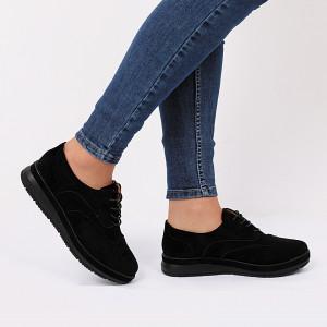 Pantofi pentru dame cod BL00086 Negri