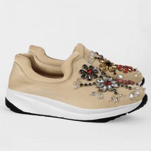 Pantofi Sport Cierra Cod 461 bej