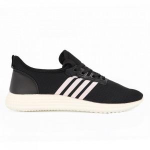Pantofi Sport pentru bărbați cod 6113 Black