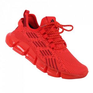 Pantofi sport pentru bărbați cod A02-3 Red