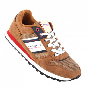 Pantofi sport pentru bărbați cod ARD1016-3 Brown