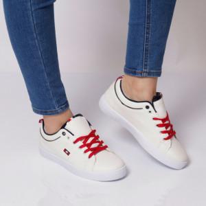 Pantofi Sport pentru dame Cod 458 WH