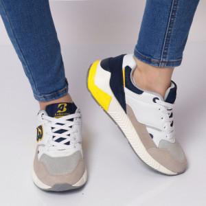 Pantofi Sport pentru dame Cod B0058-11 White