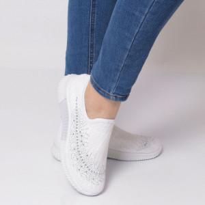 Pantofi Sport pentru dame Cod HQ-9-54 White