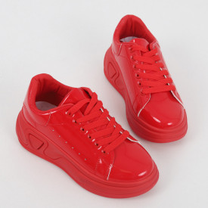 Pantofi Sport pentru dame cod LLS-044 Red