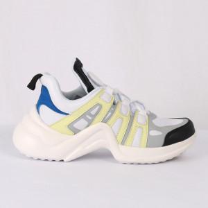 Pantofi Sport pentru dame Cod VENUS-0007 Albi