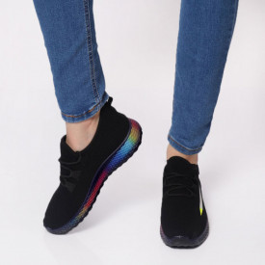Pantofi sport pentru dame Cod ZA-1 Black