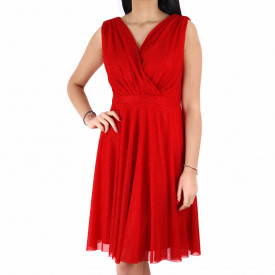 Rochie Anelisa Red