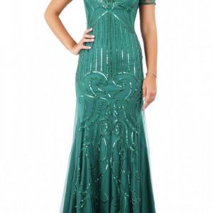 Rochie de seară Mana Verde