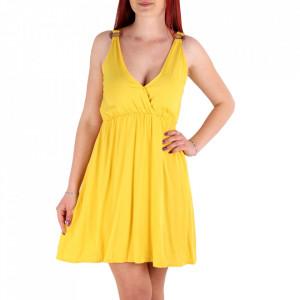 Rochie de vară cod 3795 Yellow