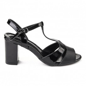 Sandale Negre Cod L212