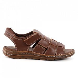 Sandale pentru bărbaţi cod 021 Brown