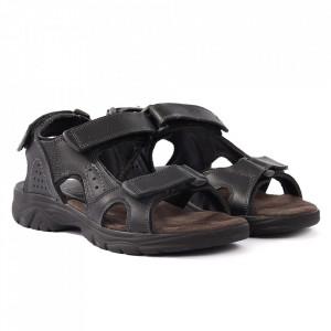 Sandale pentru bărbaţi cod S875 negre
